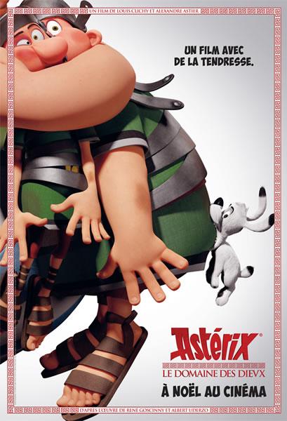 Affiche-120x160-cm-pliee-Asterix-le-domaine-des-Dieux-mod-Idefix