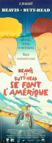 Beavis and Butthead se font l'Amérique