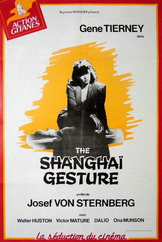 The Shangaï Gesture