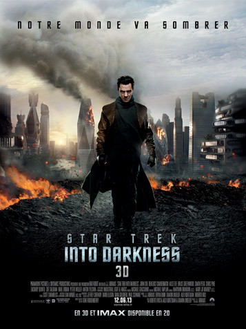Star Trek : Into Darkness 3D
