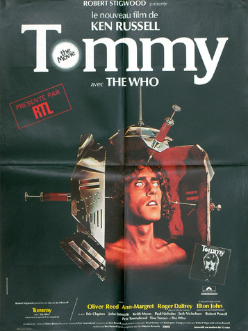 Tommy, the movie