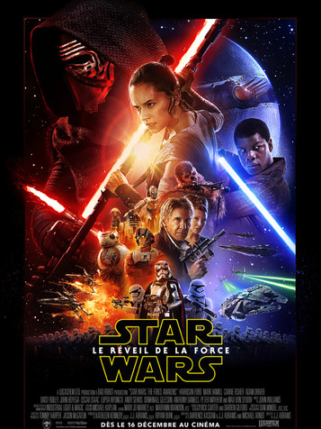 Star Wars : Episode VII - Le réveil de la force