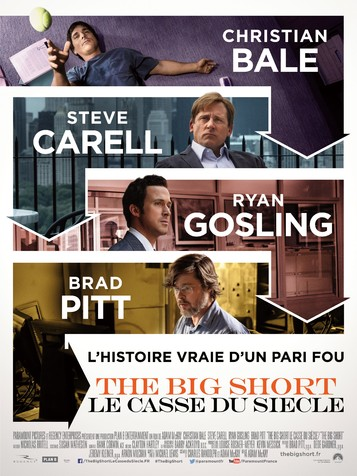 The Big Short, le casse du siècle