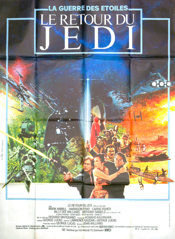Star Wars : Episode VI - Le Retour du Jedi
