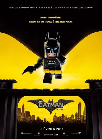 Légo Batman, le film