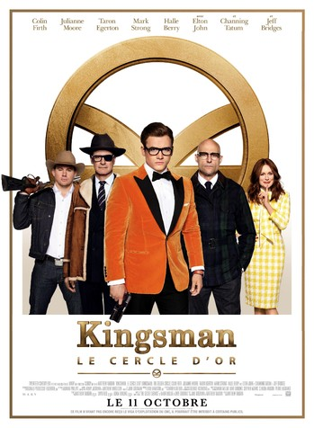 Kingsman, le cercle d'or