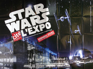 Star Wars, l'expo