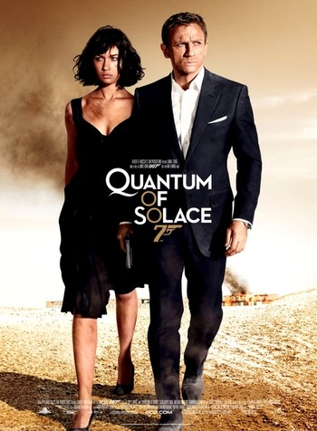 James Bond Quantum of Solace