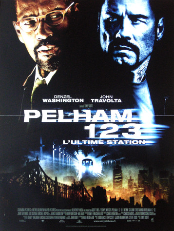 Pelham 123, l'ultime station